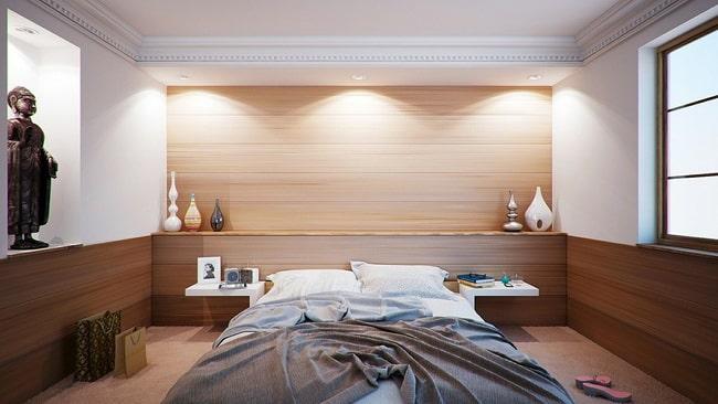 F.P. en diseño de interiores