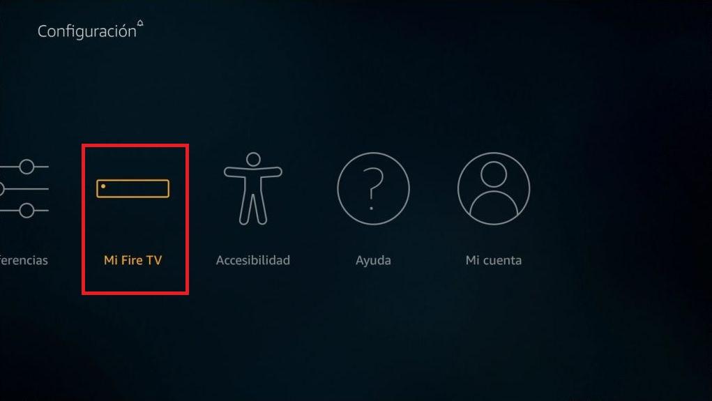 como permitir la instalacion de aplicaciones de terceros en amazon fire TV stick