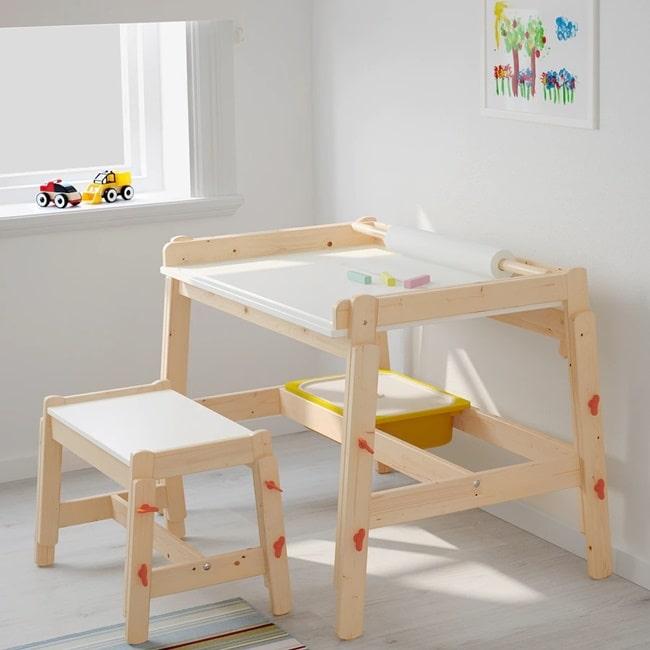 Muebles para pequeños y pequeñas